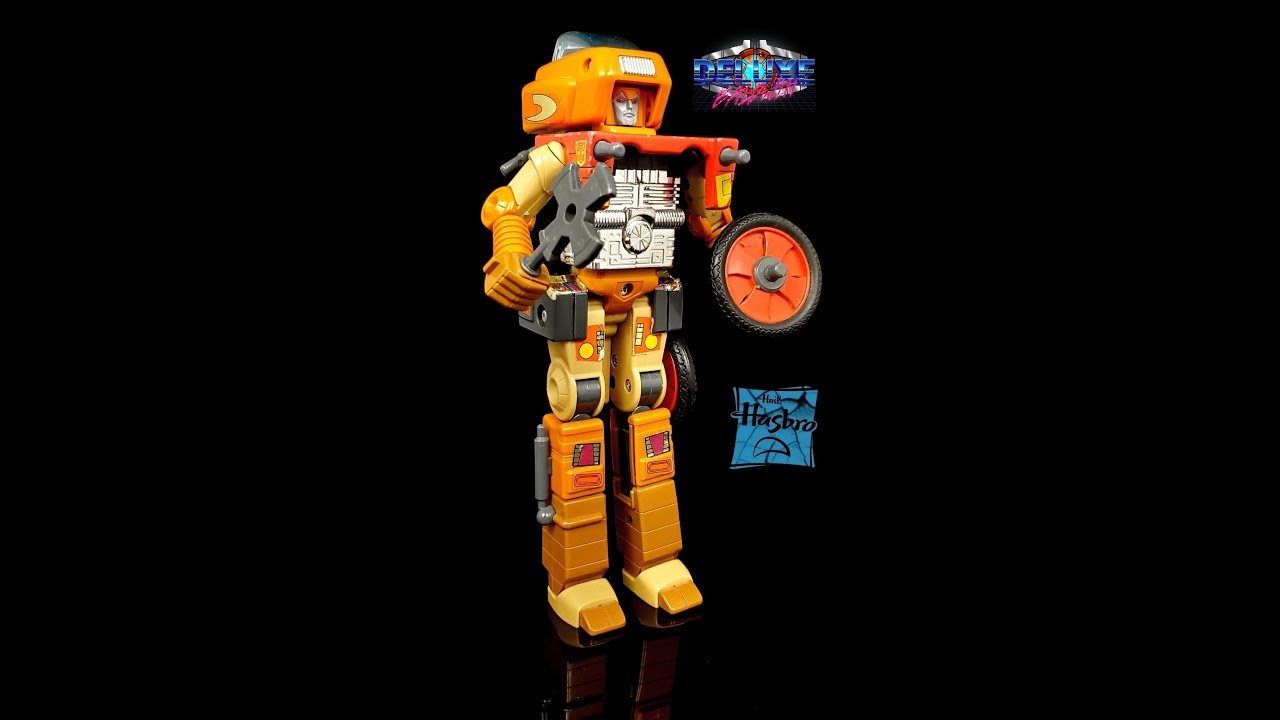 Throwback Thursday with G1 Wreck-Gar Review by Deluxe Baldwin