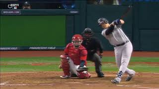 Gio Urshela Go-Ahead Grand Slam in Game 2 | Yankees vs. Indians (2020)