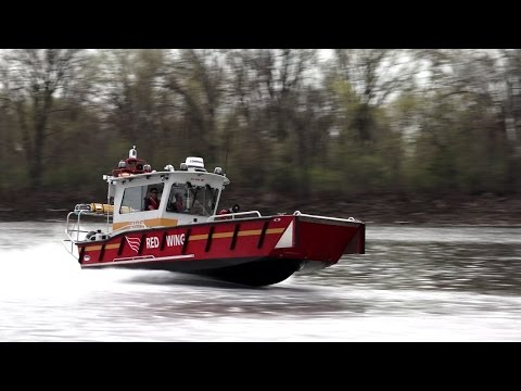 Red Wing Fire Department Fire Boat