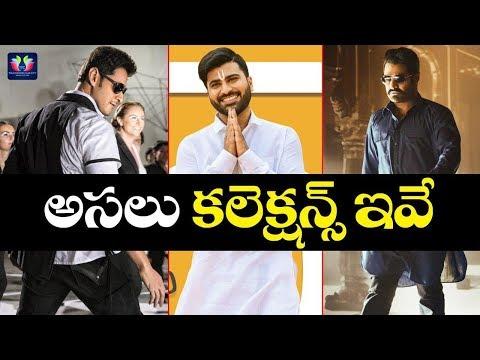 3 Movies Box Office Collections || Dussehra Hit Movies || Spyder || Jai Lava Kusa || Mahanubhavudu