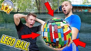 PALLA CON 5000 LEGO - Test LEGO Ball