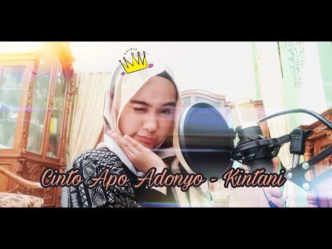 Cinto Apo Adonyo - Kintani (Cover By Nadia Ma'wa)