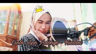 Top Hits -  Cinto Apo Adonyo Kintani Cover By Nadia
