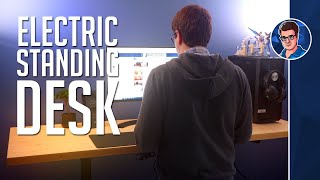 Electric Standing Desk   Are They Worth It?