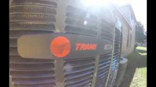 BRAND NEW 2015 Trane XR 4 ton 16 SEER Central Air Conditioner!
