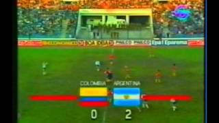 1991 (July 21) Argentina 2-Colombia 1 (Copa America).avi