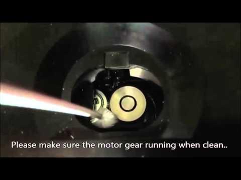 da Vinci 1.0 Pro Clean Load Filament Motor Gear