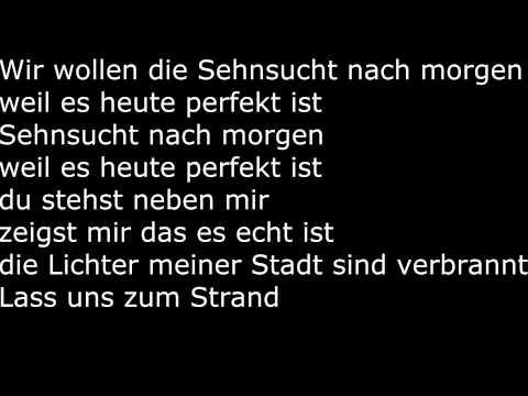 Yasha - Strand Lyrics (HD)