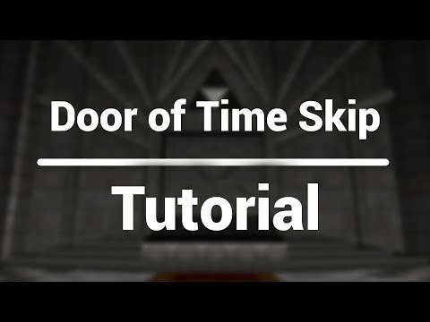 Ocarina of Time: Door of Time Skip Tutorial