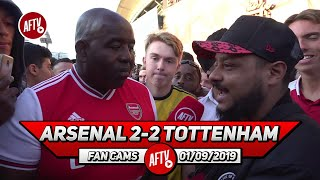 Arsenal 2-2 Tottenham  | Ceballos Lit Up The Place When He Came On! (Troopz)