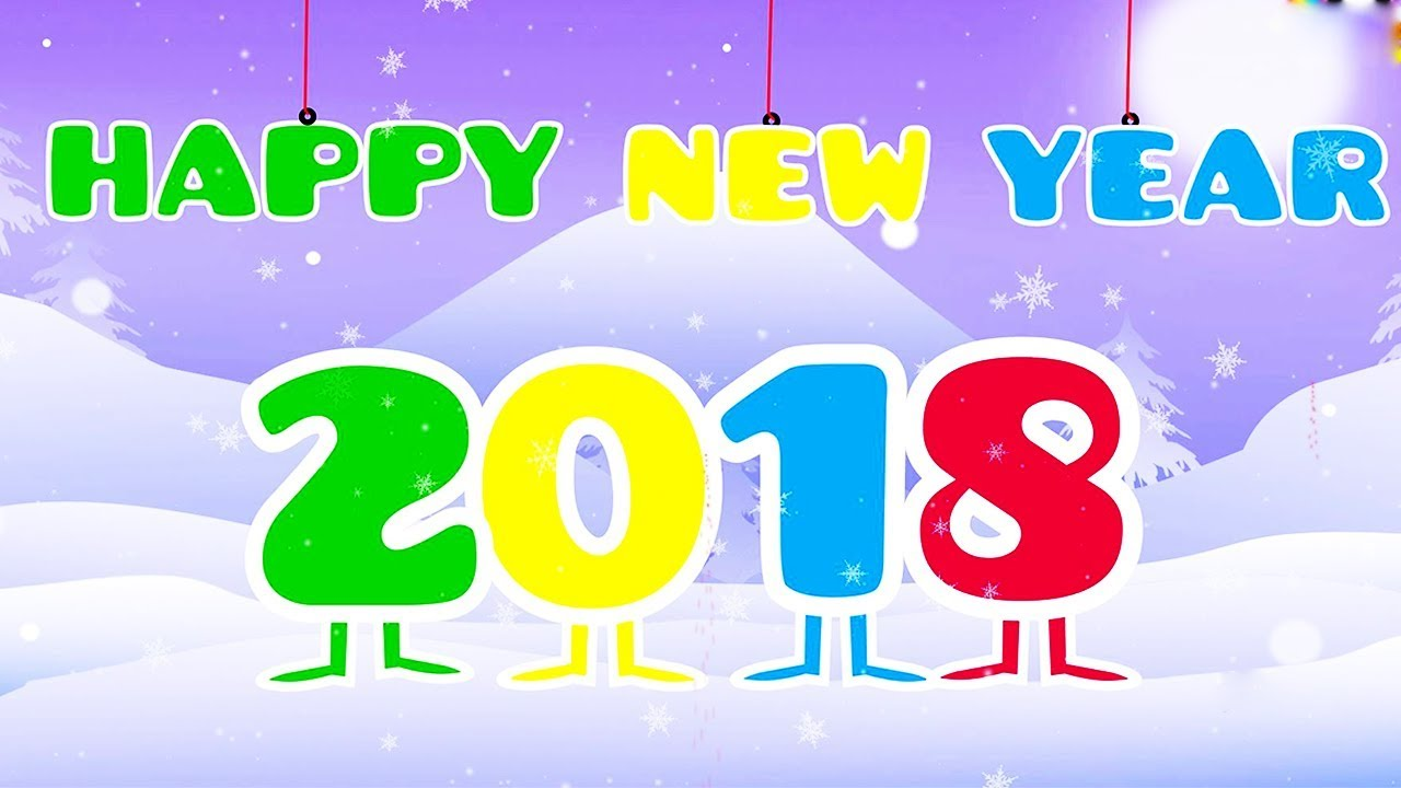 happy new year 2018 video for kids children toddlers kids new year 2018 wishes greetings video