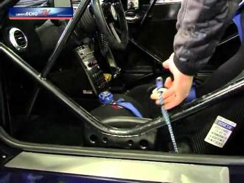 Roland Rehfeld und sein Ascari KZ1 R
