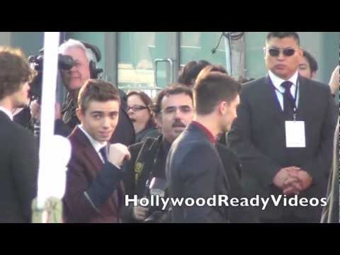 The Wanted Arrives to The 2012 American Music Awards at LA Live!