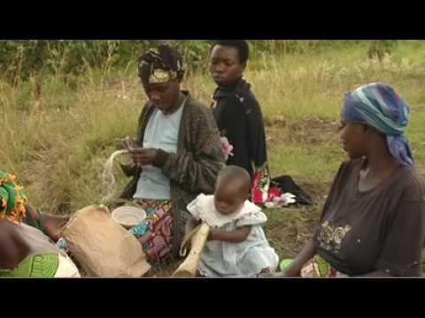 A day spent with a Rwandan farmer