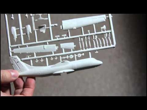 F-Rsin 1/144 ATR-42 Review (English)