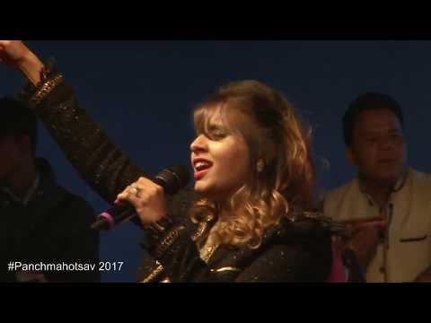 Aishwarya majmudar Live Stream-2 Day-1 Panchmahotsav 2017