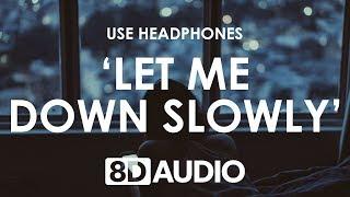 Download lagu Alec Benjamin & Alessia Cara - Let Me Down Slowly 🎧