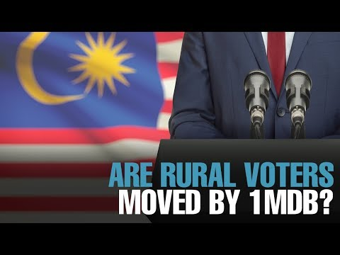 NEWS: Are rural voters moved by 1MDB?