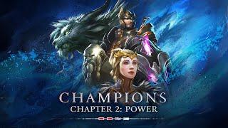 Guild Wars 2 Tнe Icebrood Saga: Champions Chapter 2 Trailer