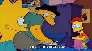 Los Simpson - Feliz Cumpleaños Lisa (Subtitulado)