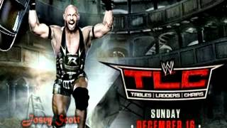 "WWE TLC 2012 Official Theme Song: ""Just Another War"" by Josey Scott"