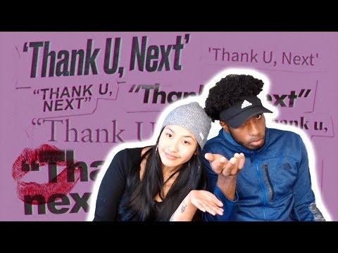 YAAAS, YOU GO GIRL!! | ARIANA GRANDE - THANK U, NEXT | REACTION