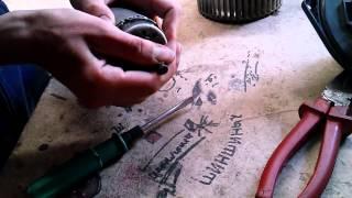 Ремонт моторчика отопителя. Замена щеток. Ниссан Альмера N15(, 2015-07-05T20:48:01.000Z)