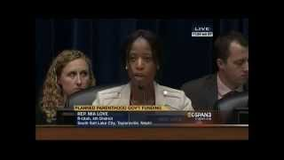 Mia Love vs. Planned Parenthood