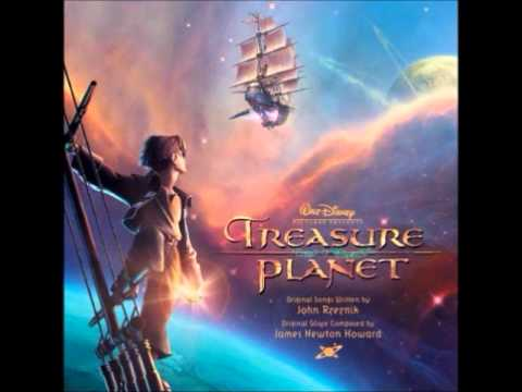 Treasure Planet OST - 02 - Always Know Where You Are