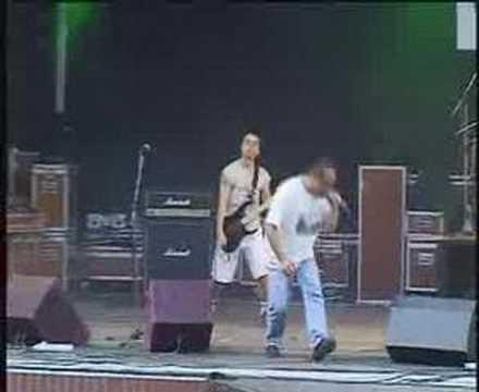 Calibos - Za Smrt Zase Smrt - Live 2003