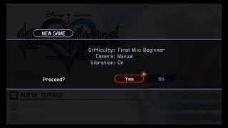 Kingdom Hearts Speedrun