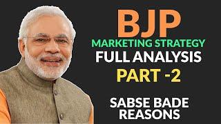 NDA Marketing Strategy | Full Analysis PART 2