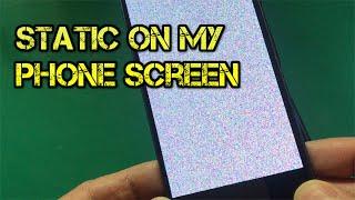 Pixel 2 Display Static Repair