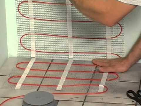 Podno Grijanje Magnum Mat Instalacija Doovi
