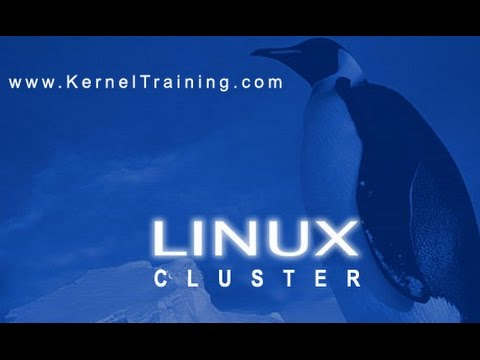 Linux Cluster Tutorial For Beginners | Linux cluster Training