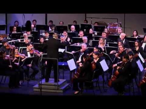 Ravel Daphnis et Chloé Suite No 2 - Max Hobart Boston Civic Symphony