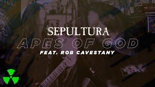 SEPULTURA - Apes oḟ God feat. Rob Cavestany (Live SepulQuarta Sessions Music Video)