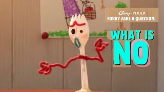 Forky Asks A Stupid Question: Ep1, What Is NO