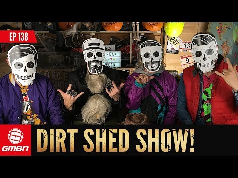 Freak Week Halloween Special! | Dirt Shed Show Ep. 138