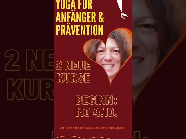Yoga lernen leicht gemacht: 8-Wochen-Training. Stream & Online.