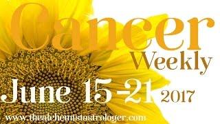 "Cancer June 15-21 2017/Week 3 General Tarot Reading - ""Appreciation"""