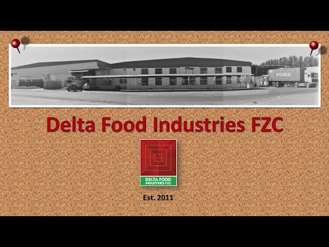 Delta Food Industries FZC- Through The Years