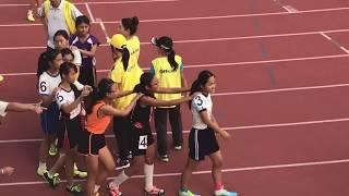 Publication Date: 2018-04-12 | Video Title: 女子甲組4X100米冠軍