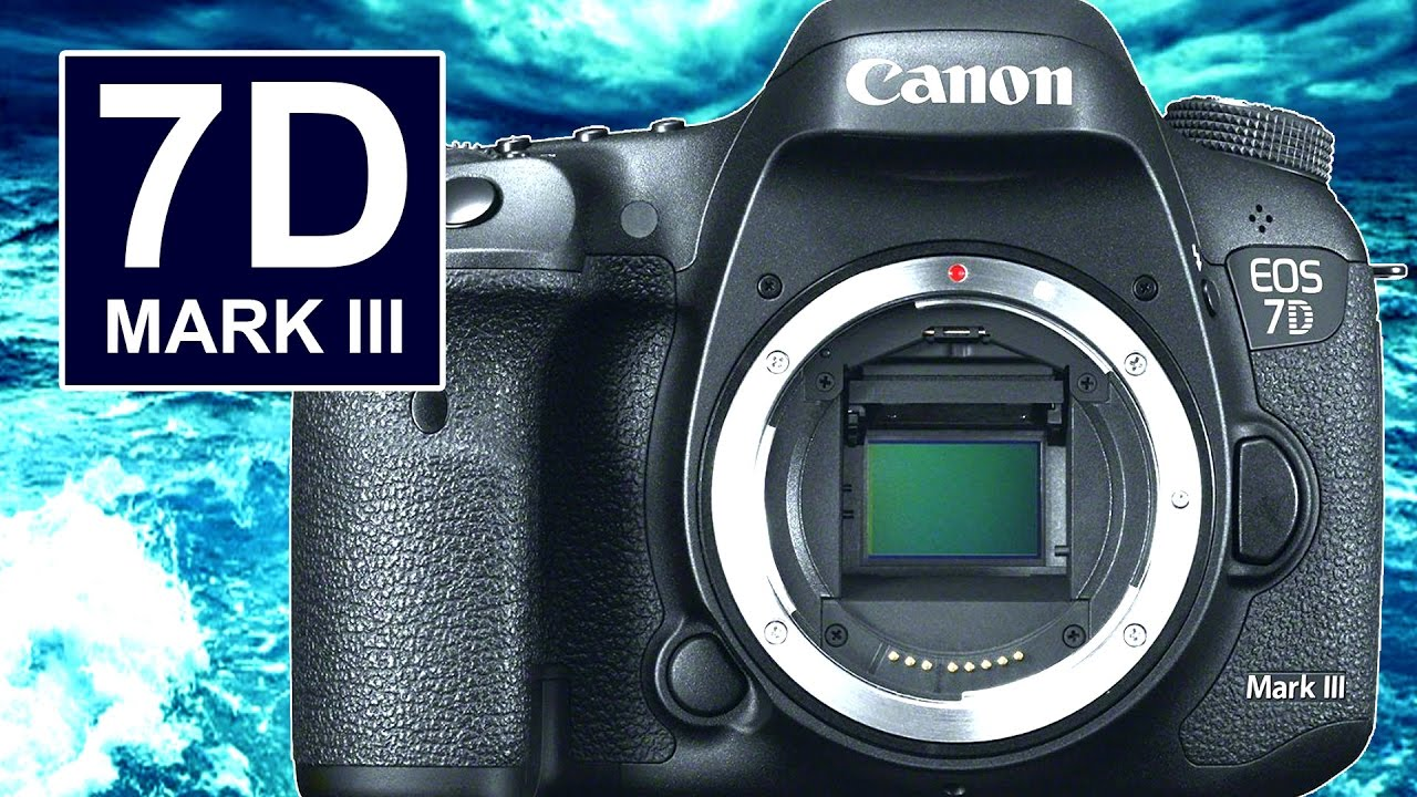 will the canon 7d mark iii be the 1st 4k canon aps c dslr. Black Bedroom Furniture Sets. Home Design Ideas
