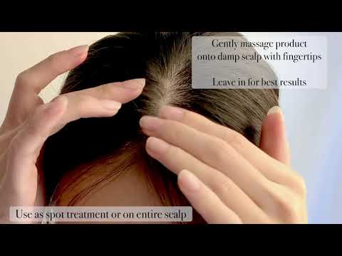 COCOLAB Cooling Scalp Treatment Oil - Stronger hair begins from the roots