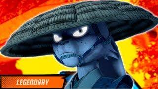 Teenage Mutant Ninja Turtles Legends - MASTER USAGI YOJIMBO VS SWIFT CLASS (TMNT Legends Update X)