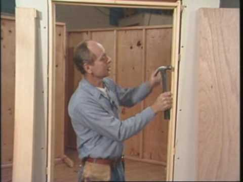 Install or Replace Interior Doors Yourself