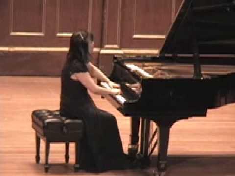 Mozart Sonata in Bb Major, K 333, M1 ~ Heng-Jin Park, piano