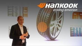 Hankook TV: Reifenentwicklung