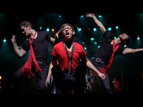 GLEE - Moves Like Jagger / Jumpin' Jack Flash (Full Performance) HD